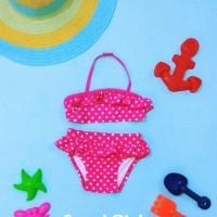 Jual baby girl swimsuit / baju renang bayi / kado bayi Murah
