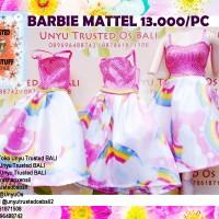 Jual Baju Dress Original Mattel Boneka Barbie Murah