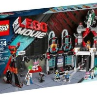 LEGO 70809 - Lego Movie Lord Business Evil Lair