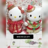 Jual Boneka Hello kitty MCD Wedding Chinese 3 Murah