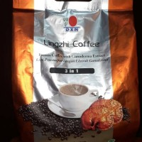 LINGZHI COFFEE 3 IN 1 DXN
