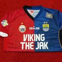 Jersey Persija / Jersey Persib / Jersey Thejak Viking