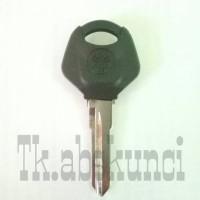 Bahan Kunci Motor Yamaha Byson (keyblank)