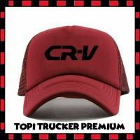 TOPI TRUCKER HONDA CRV FO9 - LS