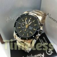 jam tangan pria alexandre christie ac 6141 MC (expedition fossil)