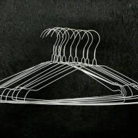 harga Brg-17000419 Gantungan Baju Besi Anti Karat/ Stainless Steel / Cendana Tokopedia.com