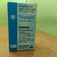 obat sesak nafas atau asma dihirup atau inhaler