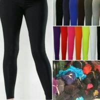 Jual Legging Spandek Polos - Celana Wanita - Dalaman Gamis Legging Grosir Murah