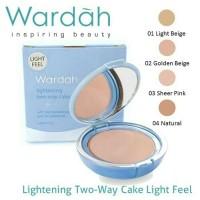 TWC lightening Wardah Light Feel