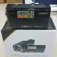 handycam hd digital video camera 16mp (specktifikasi lihat di gambar)