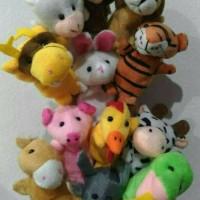 Jual Grosir Boneka Jari Shio Zodiak Chinese Animal Binatang Hewan Murah