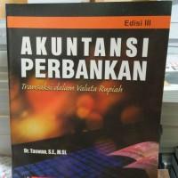 Akuntansi Perbankan by Taswan
