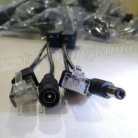 Kabel poe splitter injector / Kabel Poe ipcam / Kabel Poe set