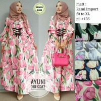 longdres wanita ayuni dress2