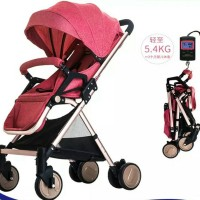 Jual Stroller / Stroller Wisesonle / Stroller Cabin Murah