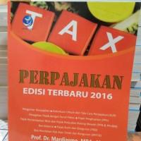 Perpajakan edisi terbaru 2016 by Mardiasmo
