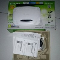 Jual router Wi-Fi tp-link TL-WR74ON 150Mbps
