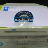 PRINTER HP Deskjet Ink Advantage 2135