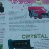 Brosur Kesehatan dan Body Care Produk Herbal Nasa Tangerang