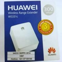 Jual Mifi Wifi Wireless Range Extender(Penguat signal)Huawei WS331c 300Mbps Murah