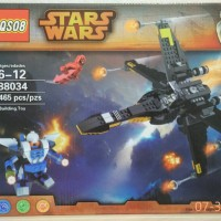 Jual Lego QS08 88034 Starfighter X-Wing ( Star Wars ) Murah