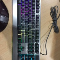 CYBORG RGB Backlit Gaming Keyboard CKG-099 ( GOLIATH)