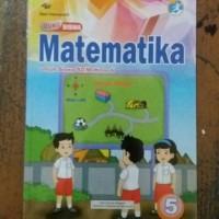 BUKU SISWA MATEMATIKA SD/MI KELAS 5 K13