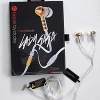 HeartBeats Lady Gaga 2.0 Beats by Dr. Dre Earphones / In Ear Headphone
