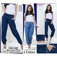 L10472 Jogger Jeans Standart Celana Panjang Jo KODE PL10472