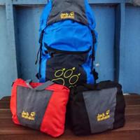 Tas Lipat / Carrier Lipat / Foldable Backpack JWS