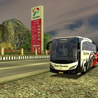 UK Truck Simulator (UKTS Mod Indonesia) PC Laptop