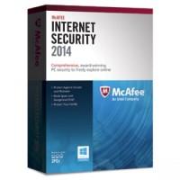D5527 MCAFEE Internet Security Suite 3 User KODE RR5527