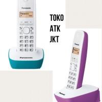 Telepon Rumah Wireless Panasonic KX-TG1611 Telpon Tanpa Kabel