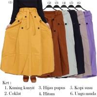 harga Rok Muslim Panjang Model Payung / Umbrella Tokopedia.com