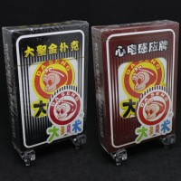 2 magic deck set stripper marking svengali kartu sulap