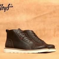 FREE BONUS !!! sepatu boots bradleys cordovan kulit pull up terlaris e4c59e40fd