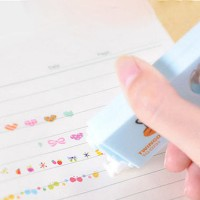 Tipex Tip Ex Corection Pen Penghapus Decoration Tape (3-338)