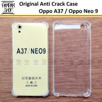 Case TPU Anti Crack Samsung Oppo A37 Neo 9 Anticrack Benturan Pecah