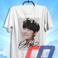Gildan kaos Park Bo-gum 1 kpop k-drama T shirt Distro