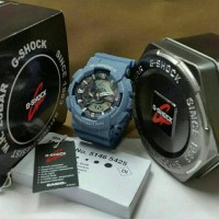 jam tangan casio g shock ga110 denim ori bm.