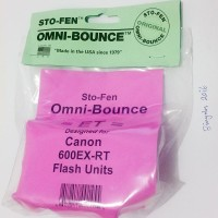 Sto-Fen Omni Bounce Diffuser for Canon 600EX-RT Flash Original USA