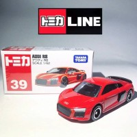TOMICA REGULER 039 - AUDI R8 NEW ( BOX )
