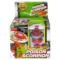 Jual Tor Blade Poison Scorpion / Mainan Gasing Murah