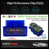 Scanner Mobil ELM327 V1.5/OBD2/Super Mini Bluetooth/Original Chip