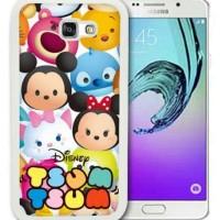 Jual Casing Hp Tsum Tsum Disney Samsung Galaxy A7(2017) Custom Case Murah