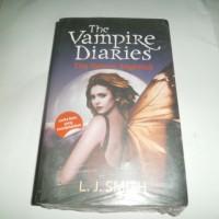 The Vampire Diaries - The Return : Nightfall by L.J. Smith - segel