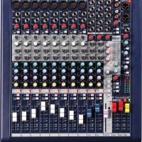 Mixer Soundcraft MFX 8 ( 8 Chanel )
