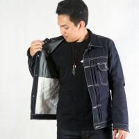 Jual Jaket Denim Pria/Men's Denim Jacket Sherwood Type 2.01 by TRUST DENIM Murah