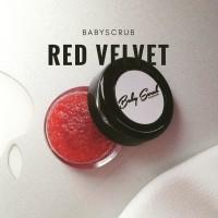 Baby Scrub - Lip Scrub Red Velvet