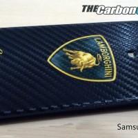Skin Handphone Carbon Texture For Samsung Galaxy Tab 3 7 inch